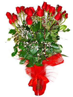 Bursa çiçek yolla   Çiçek gönder 11 adet kirmizi gül
