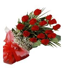 15 kırmızı gül buketi sevgiliye özel  Bursa cicekci bursaya çiçek yolla