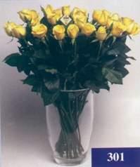 Bursadaki çiçekçiler  12 adet sari özel güller