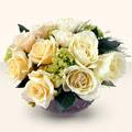 Bursaya çiçek siparişi vermek  9 adet sari gül cam yada mika vazo da  Bursa çiçek çiçekçi