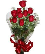 9 adet kaliteli kirmizi gül   çiçekçiler bursa