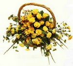 sepette  sarilarin  sihri  Bursa çiçek gönder