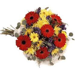karisik mevsim demeti  Bursa çiçek gönder