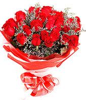 11 adet kaliteli görsel kirmizi gül  Bursaya çiçek yolla