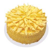 Muzlu pasta 4 ile 6 kisilik yas pasta  Bursaya çiçek yolla