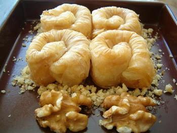 tatli siparisi Essiz lezzette 1 kilo bülbül yuvasi  Bursa çiçek gönder
