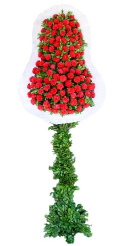 Dügün nikah açilis çiçekleri sepet modeli  Bursa çiçek çiçekçi