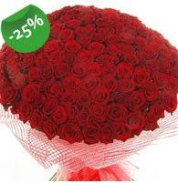 151 adet sevdiğime özel kırmızı gül buketi  Bursa çiçekçisi hediye çiçek yolla