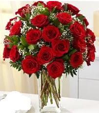 Vazo içerisinde 33 adet kırmızı gül  Bursa online çiçekçi