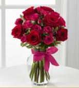21 adet kırmızı gül tanzimi  Bursa çiçek gönder