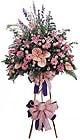 Bursaya çiçek siparişi vermek   Ferforje Pembe kazablanka