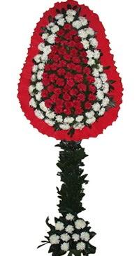 Çift katlı düğün nikah açılış çiçek modeli  Bursaya çiçek siparişi
