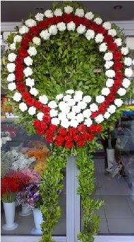 Cenaze çelenk çiçeği modeli  Bursa çiçek ucuz çiçek gönder