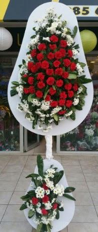 2 katlı nikah çiçeği düğün çiçeği  online bursa çiçek siparişi