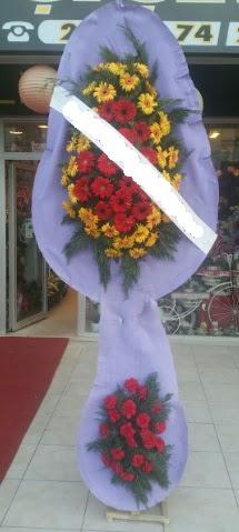 Çift katlı nikah düğüne çiçek modeli  Bursa çiçek çiçekçi