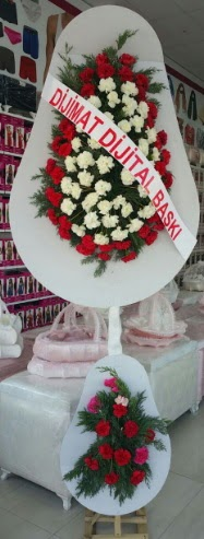 Çift katlı işyeri açılış çiçek modelleri  Bursa çiçek siparişi