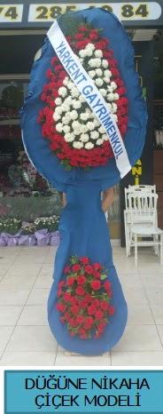 Düğüne nikaha çiçek modeli  bursa çiçekçiler çiçek satışı