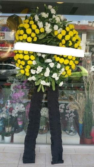 Cenaze çiçek modeli cenaze çiçeği  Bursaya çiçek yolla
