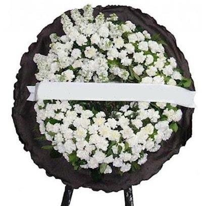 Cenaze çelengi çiçeği modelleri  Bursadaki çiçekçiler