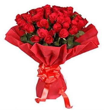 41 adet gülden görsel buket  bursa çiçekçiler çiçek satışı